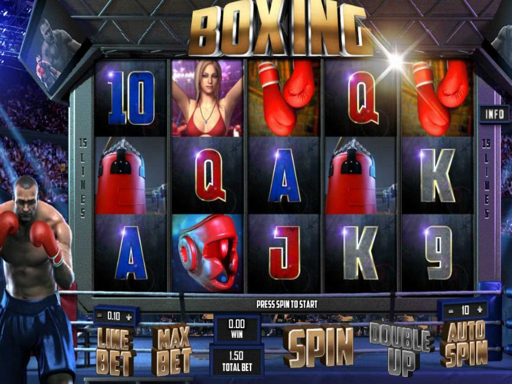 Boxning sportbetting PAF 26275