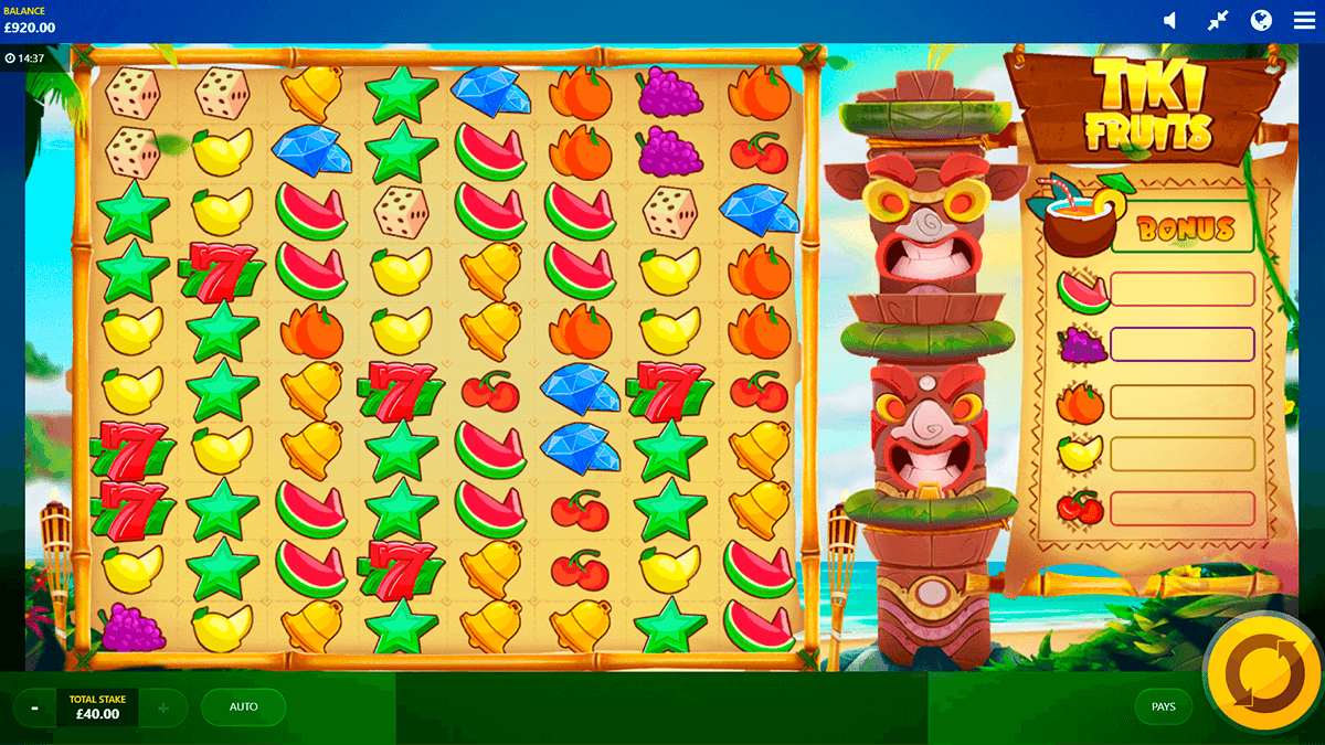 Free spins Fruits Red 40285