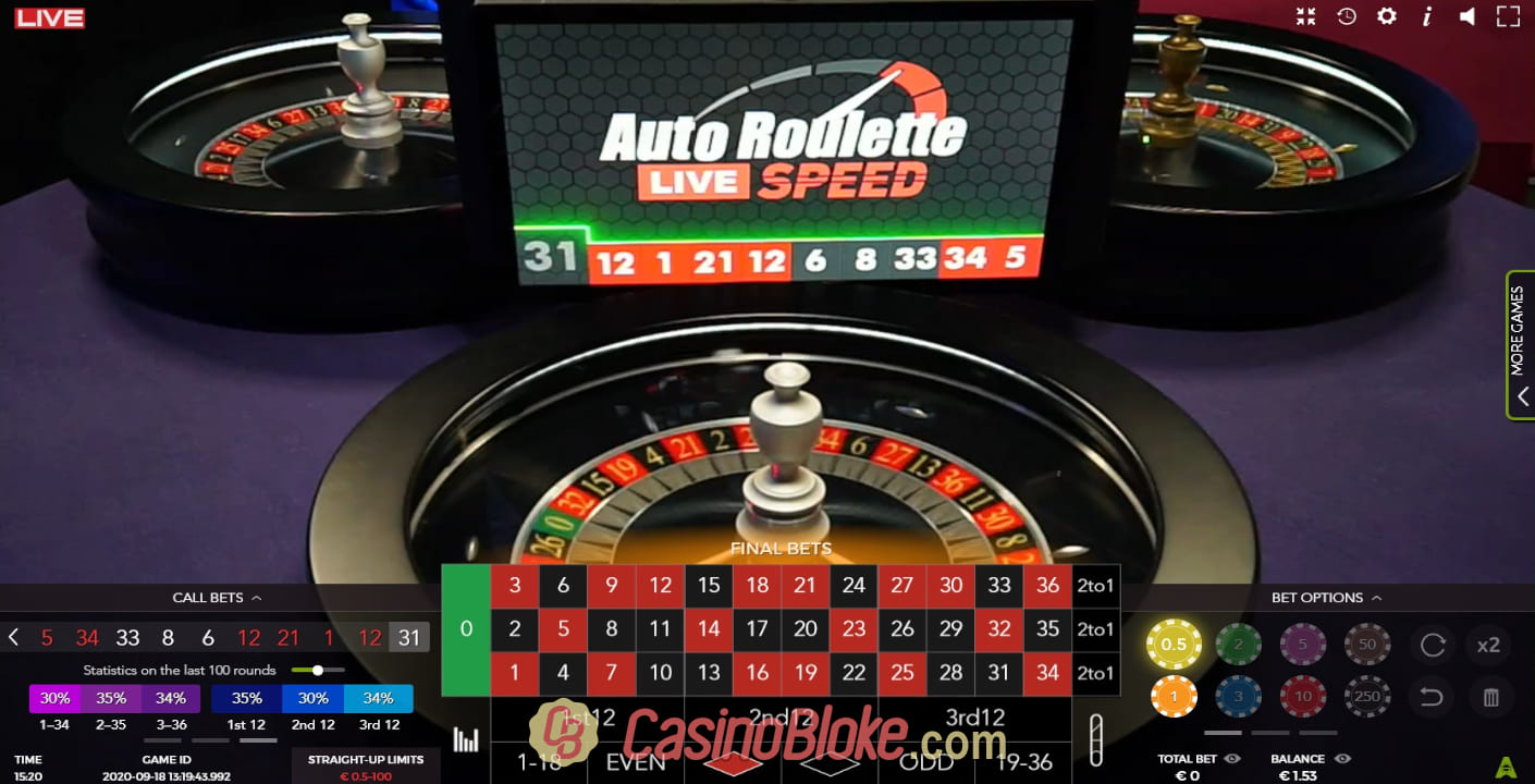 Roulette Rules 61118