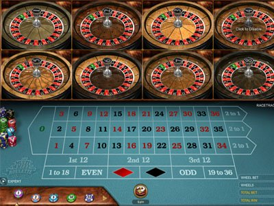 Roulette system 22227